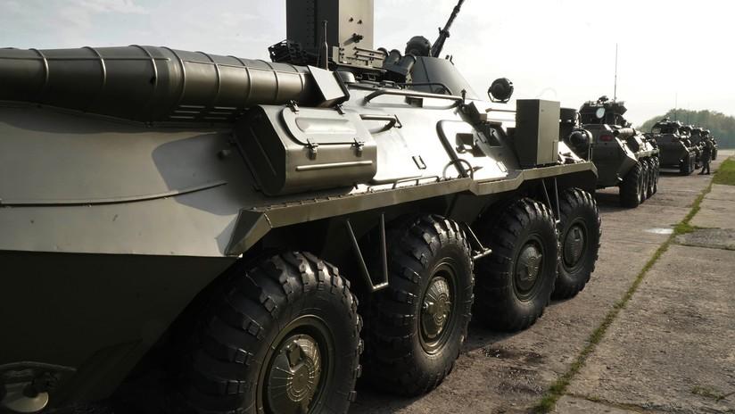 El Ejército ruso asegura que Kaliningrado está protegido ante cualquier plan agresivo de los generales de EE.UU.