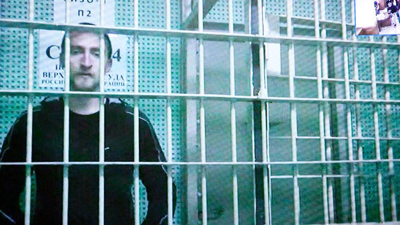 El tribunal decide liberar al actor ruso Pável Ustínov del centro de detención preventiva