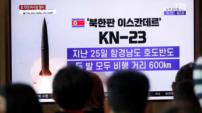 Corea del Norte, a punto de botar un submarino capaz de portar misiles balísticos