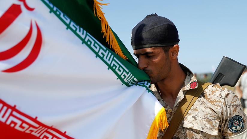 """Irán: """"Responderemos a cualquiera conspiración de EE.UU. desde el Mediterráneo hasta el mar Rojo y el océano Índico"""""""