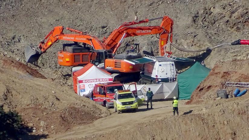 España: abren juicio contra el dueño del pozo en el que murió el pequeño Julen