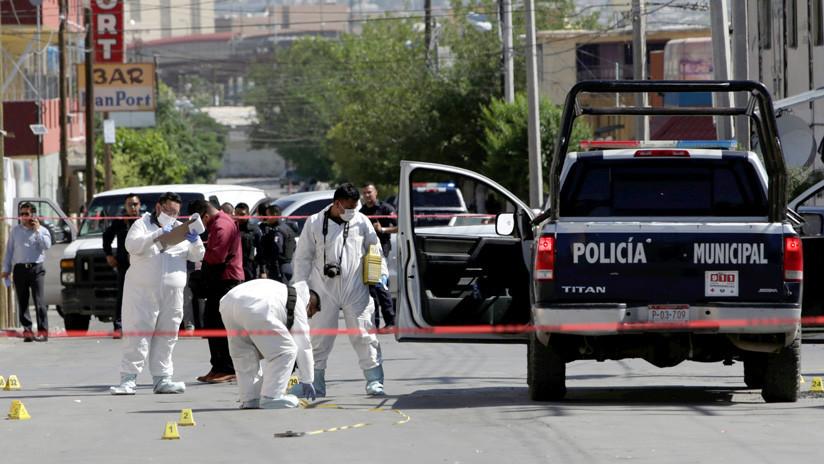 Un comando armado asesina a seis personas en un autolavado en México