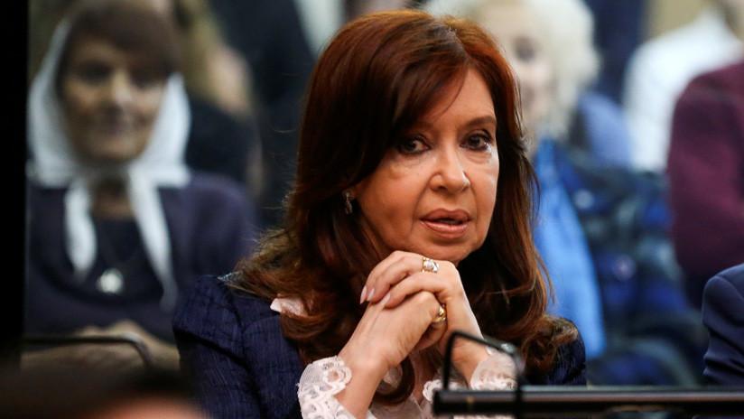 Envían a Cristina Kirchner a juicio oral por la causa de los 'cuadernos de las coimas'