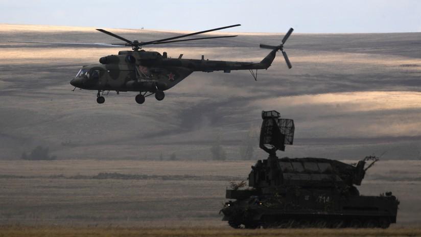 Tsentr-2019: 128.000 soldados participan en ejercicios masivos de Rusia, China e India (VIDEOS)