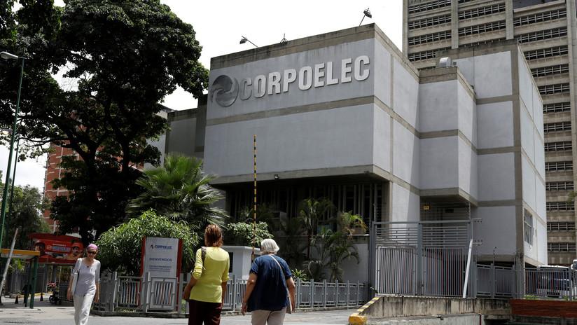 Se registra un apagón en la zona central de Venezuela