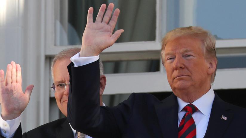 """The Washington Post: Trump critica las acciones de EE.UU. sobre Ucrania porque """"solo irritaban a Rusia"""""""