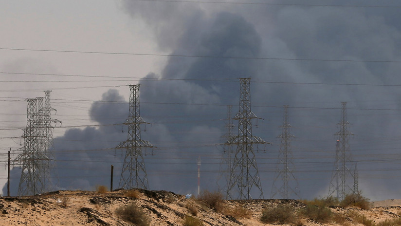 Arabia Saudita dice que responderá al ataque contra sus refinerías si se confirma que Irán estuvo detrás