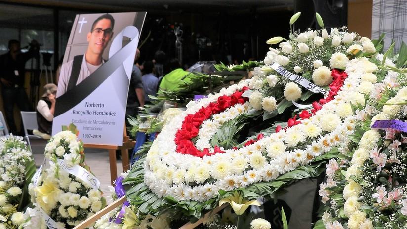 Cae 'La Bruja', presunta dueña de la casa donde estuvo secuestrado el estudiante mexicano Norberto Ronquillo antes de ser asesinado