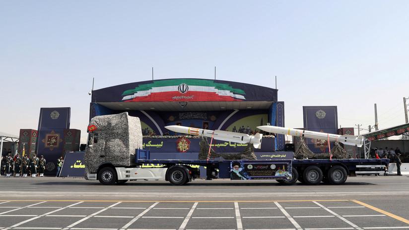 Irán presenta una nueva ojiva para un misil balístico de 2.000 kilómetros de alcance