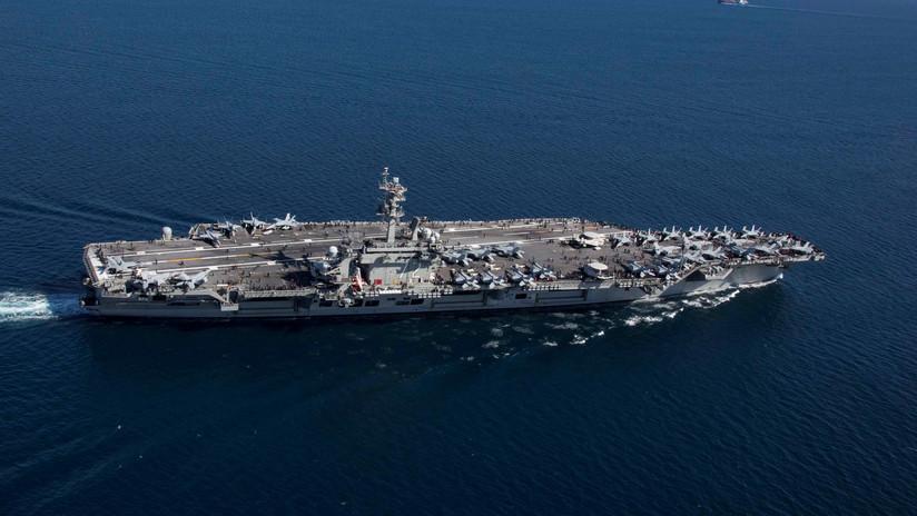 """""""No necesitamos portaaviones, sino medios para defendernos de portaaviones"""": Moscú explica cómo se contrarresta a Washington """"con eficacia"""""""