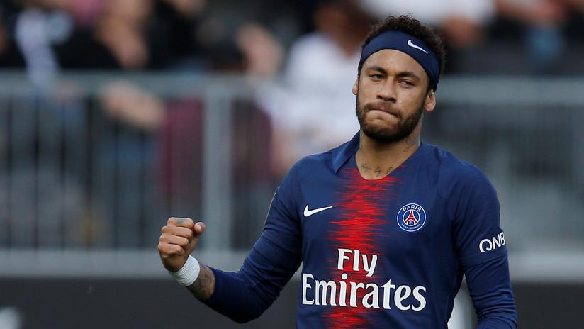 VIDEO: Neymar silencia de nuevo a la hostil hinchada del PSG con un golazo decisivo al final del partido
