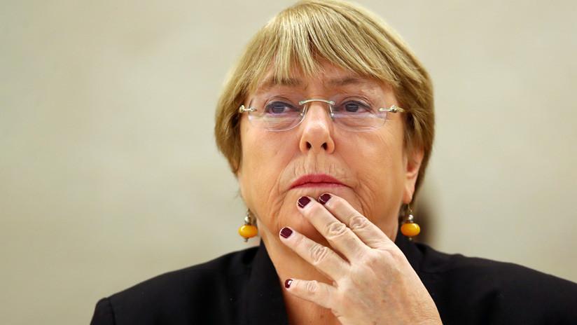 """""""Yo sé exactamente por qué y cómo murió mi padre"""": Bachelet dice que siente """"pena por Brasil"""" tras los dichos de Bolsonaro"""