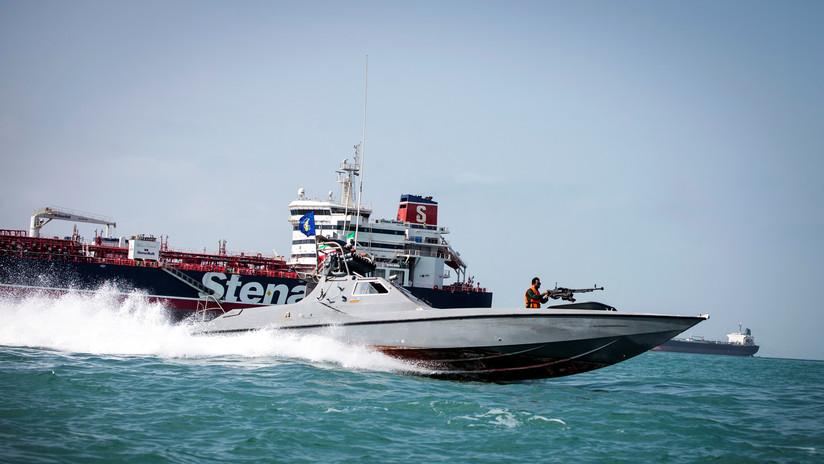 Irán: El petrolero británico Stena Impero es libre de partir tras concluir el procedimiento judicial