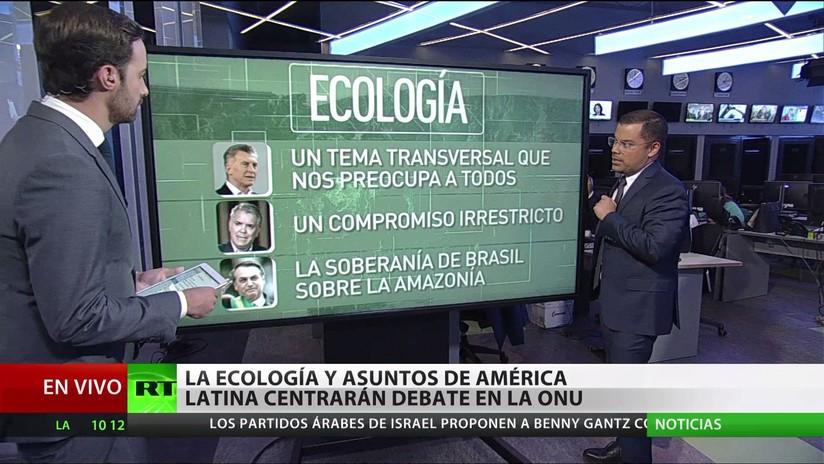 Macron propone una alianza para proteger la Amazonía que Brasil no apoya