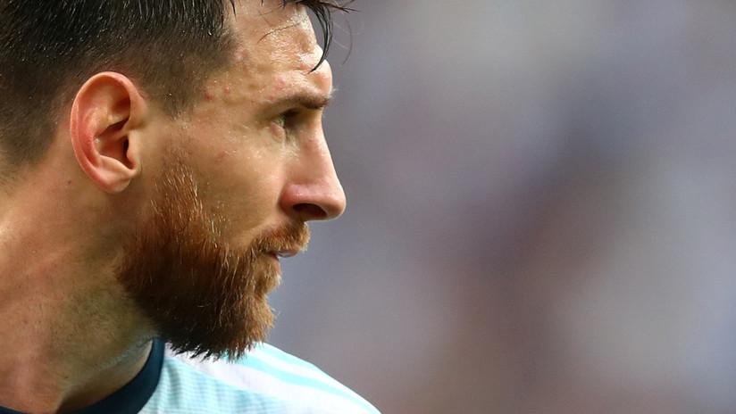 Messi, ganador del premio 'The Best' 2019 de la FIFA