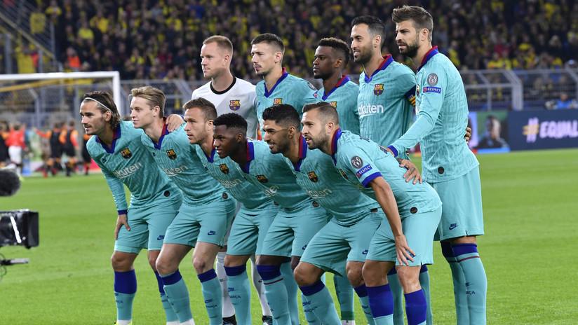 FOTO: Filtran el diseño de la nueva camiseta que el F.C. Barcelona usará la próxima temporada