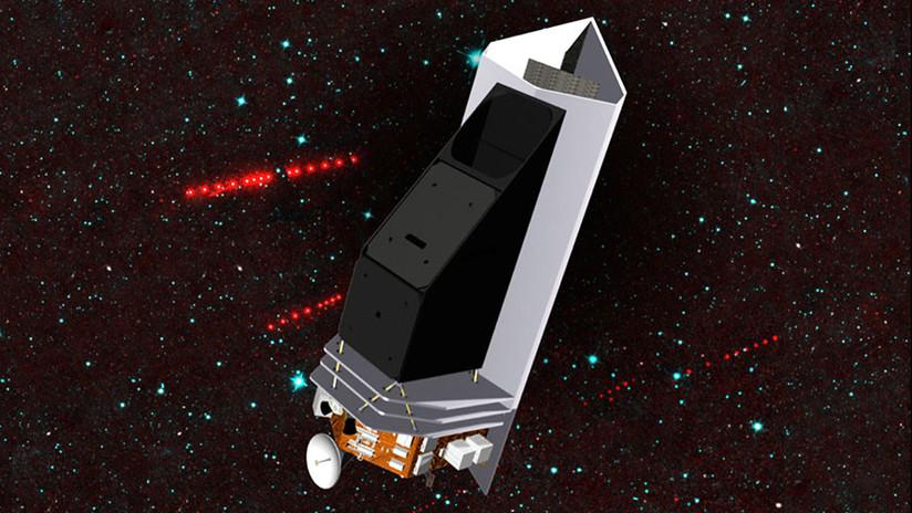 La NASA planea construir un nuevo telescopio espacial para proteger a la Tierra de asteroides peligrosos