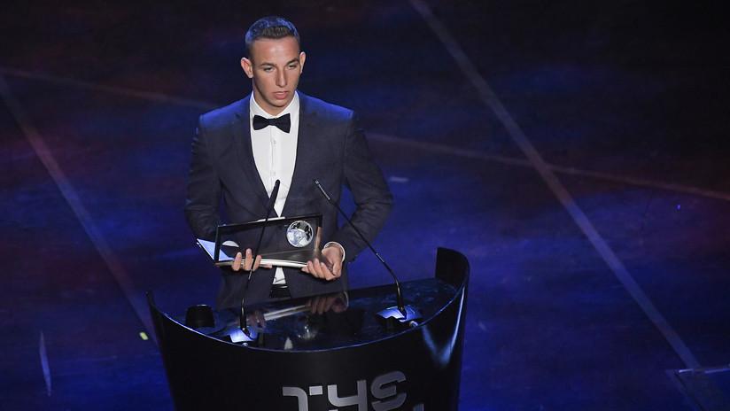 VIDEO: El húngaro Daniel Zsori gana el premio Puskas de la FIFA al mejor gol del 2019