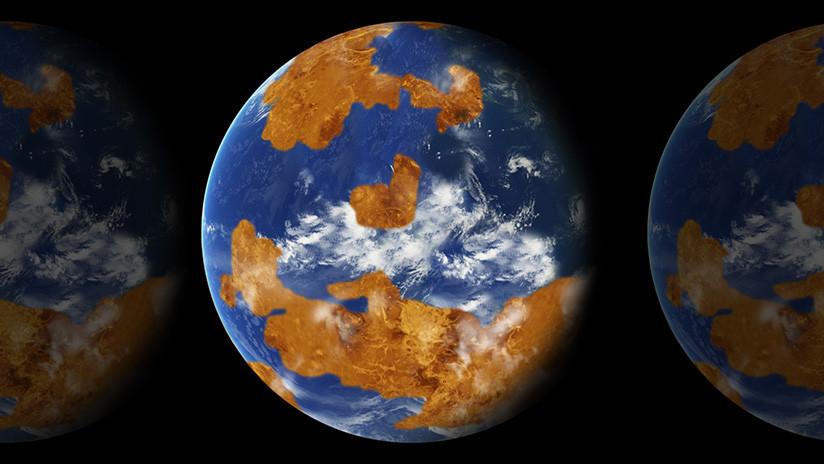 """Venus podría haber sido habitable durante miles de millones de años antes de convertirse en un """"invernadero infernal"""""""
