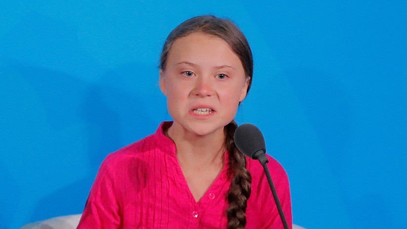 """""""No es necesario crear una generación de deprimidos"""": ministro de Educación de Francia tras el discurso de Greta Thunberg"""