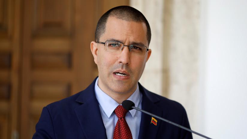 """Canciller venezolano califica de """"gran hipocresía"""" discurso de Trump en la ONU"""