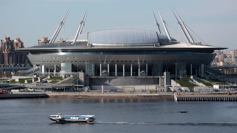 San Petersburgo acogerá la final de la Liga de Campeones en 2021