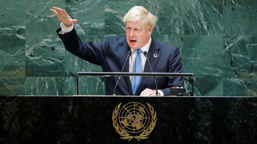 Google sabe todos tus secretos y Alexa controla pesadillas: Boris Johnson augura un futuro orwelliano para la humanidad