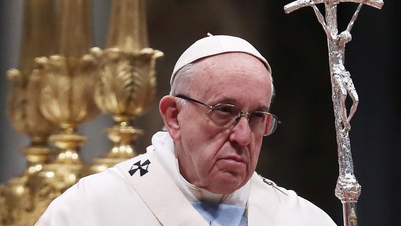 """¿Los sustantivos son más cristianos? El papa Francisco se declara """"alérgico a los adjetivos"""""""