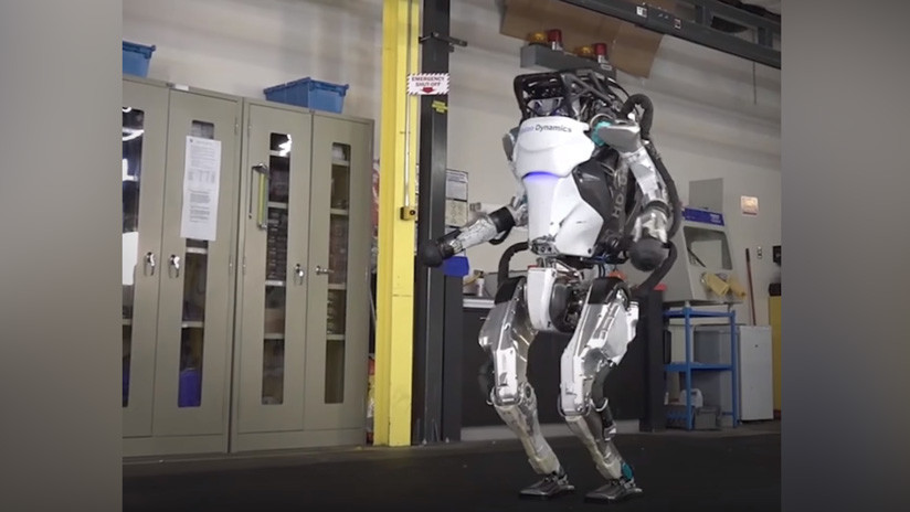 El nuevo robot de Boston Dynamics sorprende con sus acrobacias