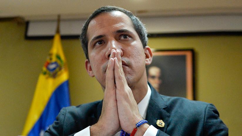 Venezuela abre proceso administrativo contra Guaidó y uno de sus comisionados
