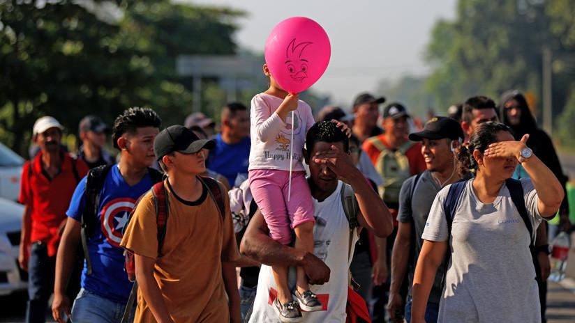 ¿Acuerdo para mejorar asilo o 'tercer país seguro'? EE.UU. y Honduras firman un nuevo pacto migratorio