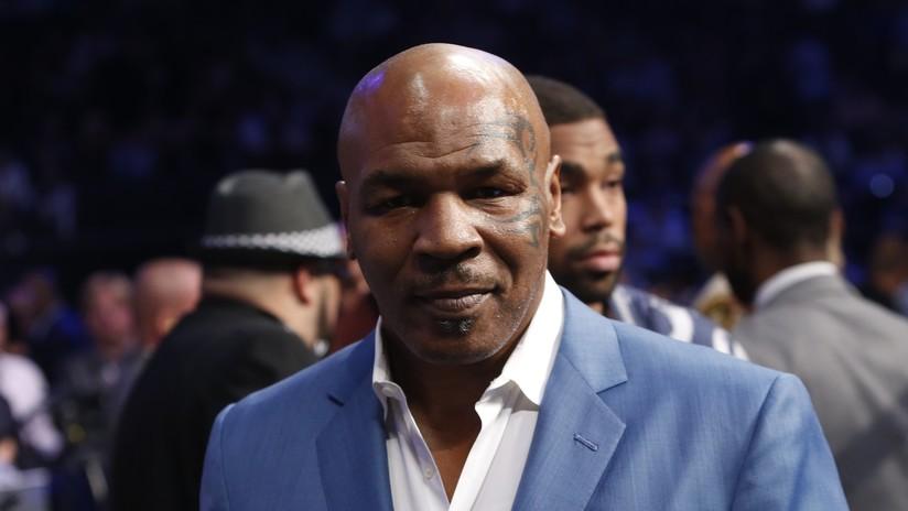 Mike Tyson confiesa la inusual razón por la que nunca habría sido estrella de la UFC