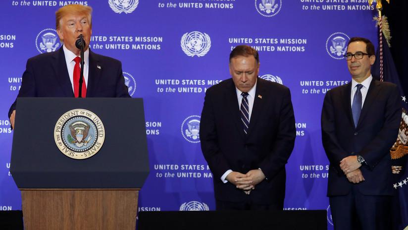 """EE.UU.: """"Europa nos dejó claro que no haría nada sin nuestro consentimiento con respecto a las sanciones contra Irán"""""""