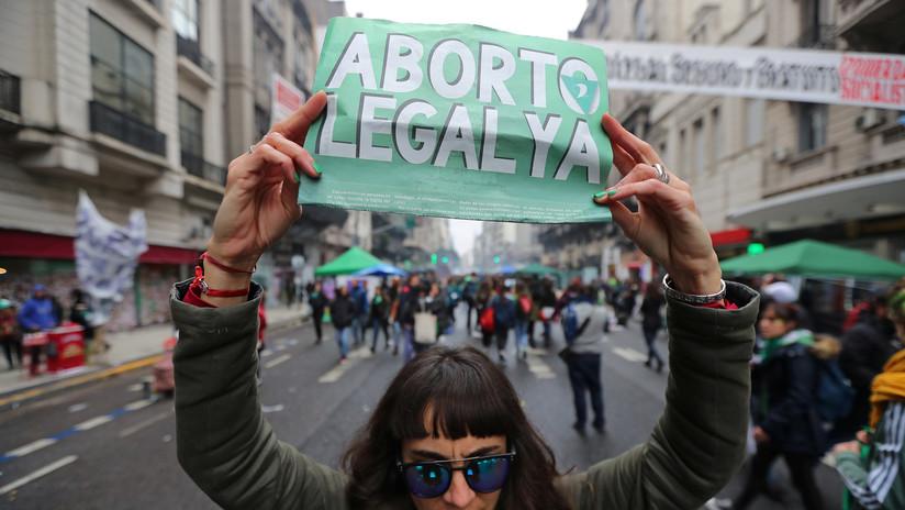 Organizaciones de Argentina denunciarán ante la CIDH el caso de una niña violada y obligada a dar a luz