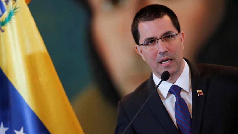Arreaza denuncia que EE.UU. planea retirar credenciales de la representación venezolana ante la ONU