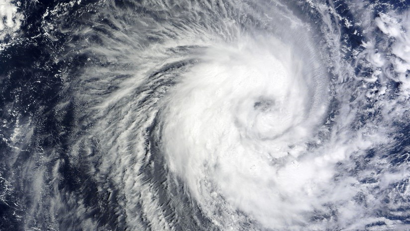 El huracán Lorenzo ya es el más poderoso en los últimos 30 años en el Atlántico tropical