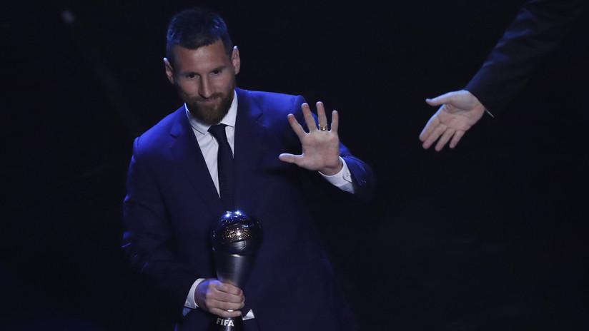 """""""Yo no voté por Messi"""": el escándalo por supuesto fraude que afecta al premio 'The Best' 2019 de la FIFA"""