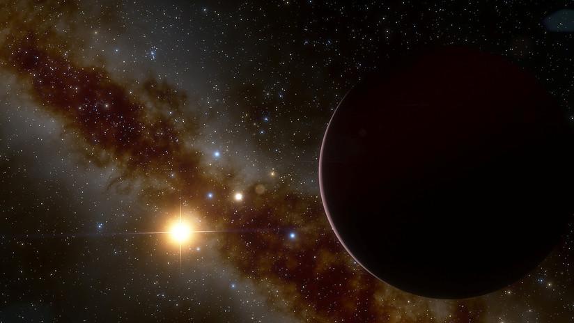 VIDEO: Encuentran un planeta gigante orbitando alrededor de una estrella enana roja