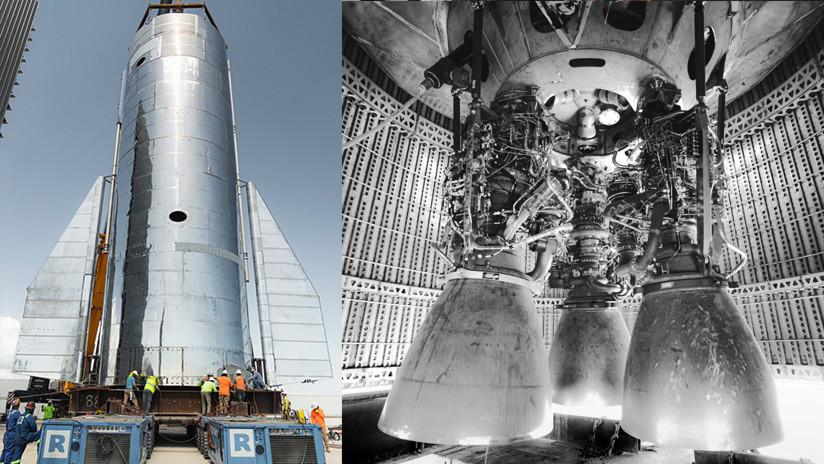 Así es Starship, el cohete que Elon Musk planea enviar a marte