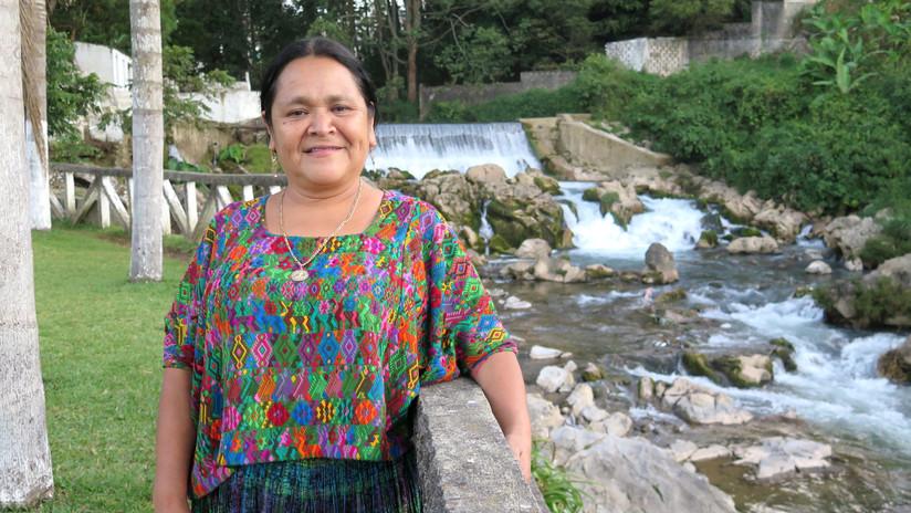 """Activista medioambiental: """"Guatemala es un país donde quien lucha sabe que lo arriesga todo, hasta la vida"""""""