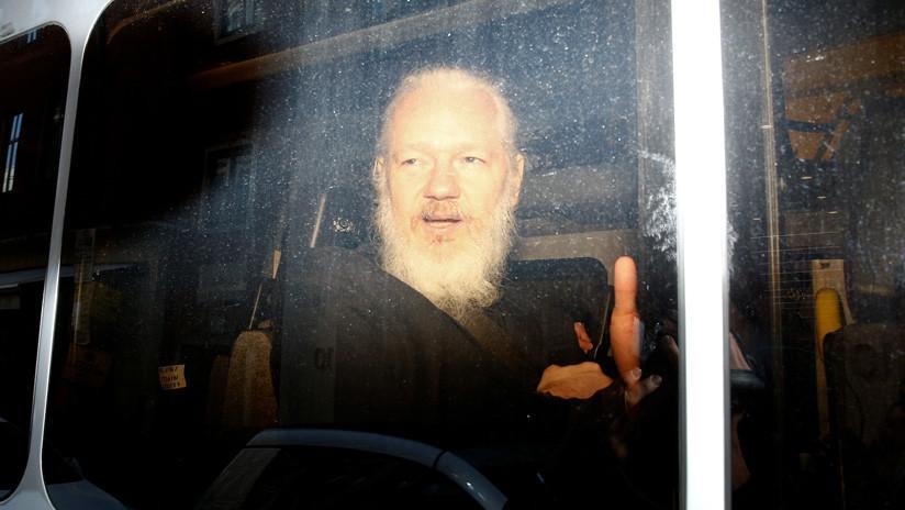 La empresa española que espió a Assange en la Embajada de Ecuador en Londres pasó la información a EE.UU.