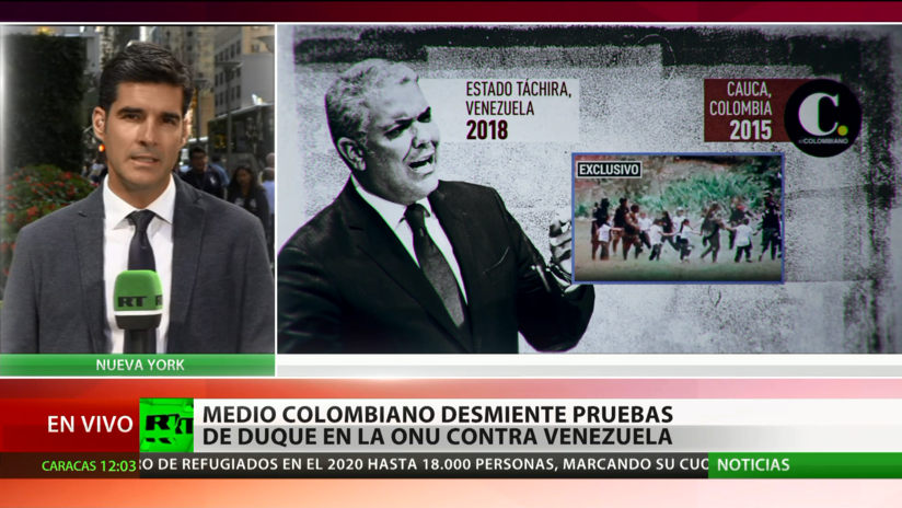 Delcy Rodríguez llega a EE.UU. para exponer la postura venezolana ante la ONU
