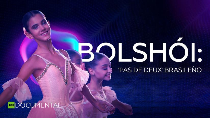 Bolshói: 'Pas de deux' brasileño