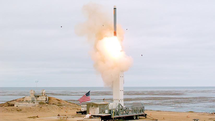 """Lavrov: """"EE.UU. realiza acciones destructivas para socavar el régimen de no proliferación nuclear, incluso respecto al tema iraní"""""""