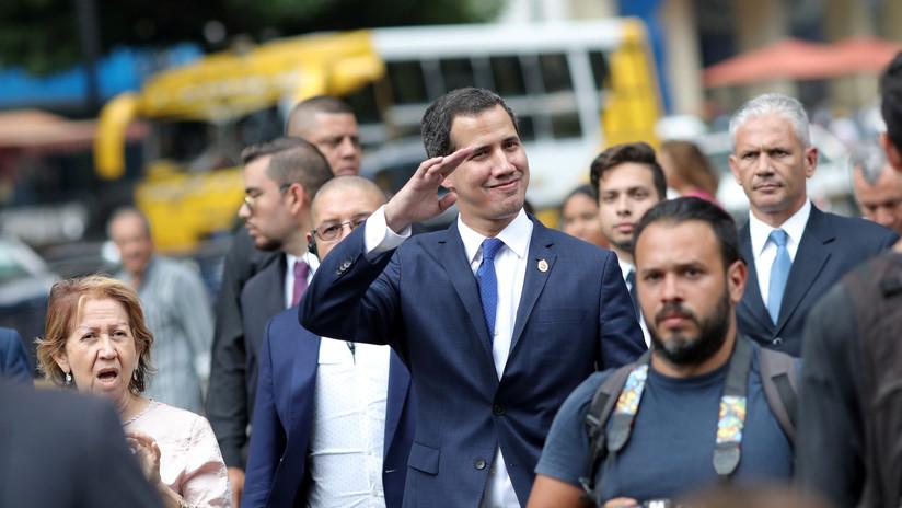 """Canciller ruso: """"Los caprichos de Guaidó en las negociaciones con el Gobierno venezolano demuestran que no es una figura independiente"""""""