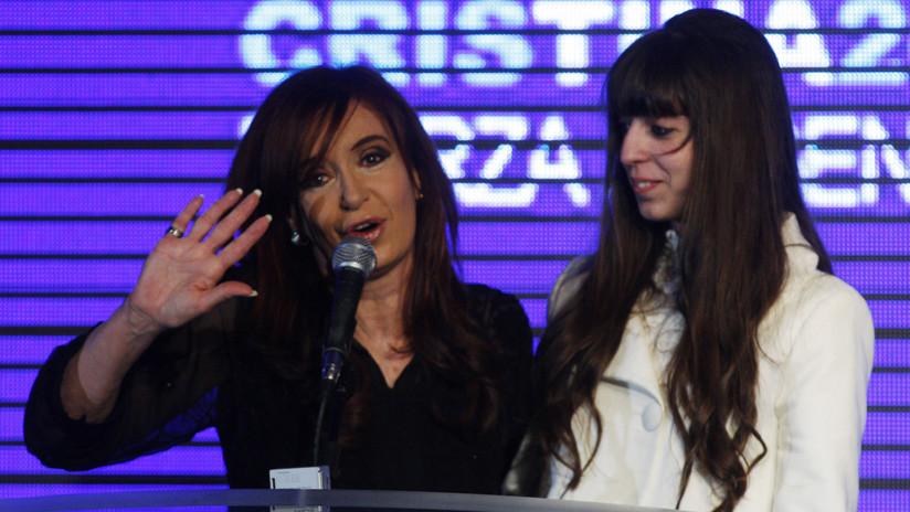 La Justicia de Argentina autoriza a Cristina Kirchner a viajar a Cuba para visitar a su hija
