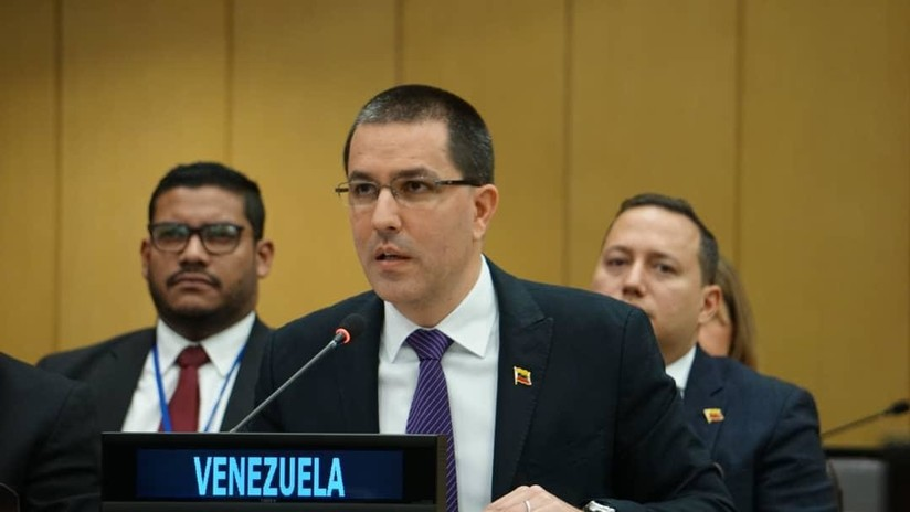 """Canciller venezolano: """"Las restricciones que EE.UU. pone para miembros de la ONU obligan a pensar en mudar su sede a otro país"""""""
