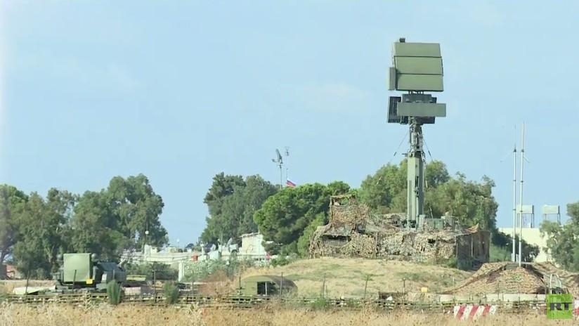 Las avanzadas defensas y aviones rusos que protegen la base de Jmeimim y permiten la lucha antiterrorista en Siria
