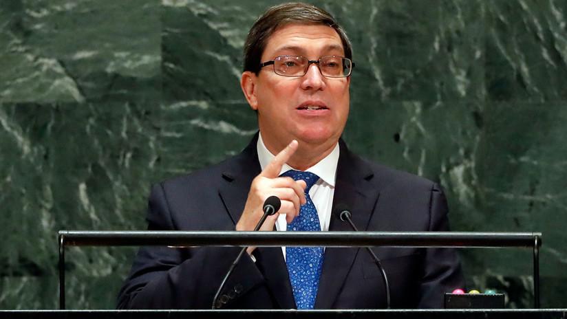 """Canciller cubano en la ONU sobre sanciones de EE.UU. a Raúl Castro: """"Son una migaja electorera"""""""
