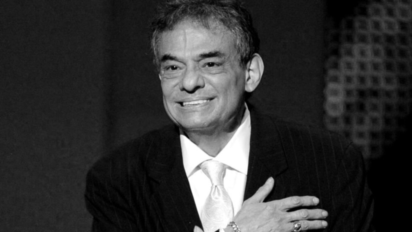 Fallece a los 71 años el cantante mexicano José José